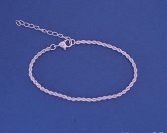 Dainty bracelet, Sterling Silver, minimal gift