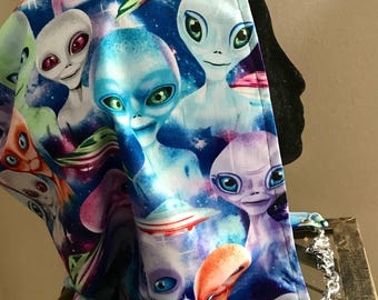 Alien Festival Hood