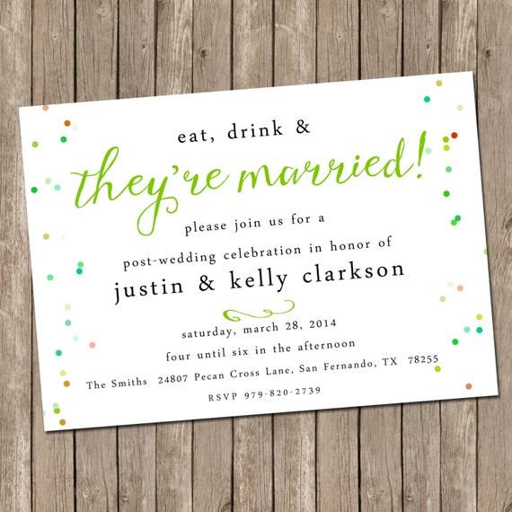 Wedding Celebration Invitations Wording: Wedding Brunch Invitation Bridesmaids Luncheon Invitation