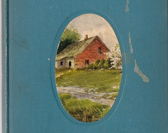 Treasure Thoughts + Robert Louis Stevenson + Vintage Book