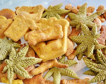 Dante's Odds N Ends Biscuits /Dog Cookies /Healthy Dog Treats /Organic Dog Treats /Organic Dog Bakery /Dog Birthday /Dog Owner Gift