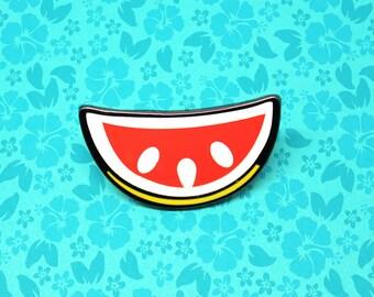 Alola Melon Enamel Pin