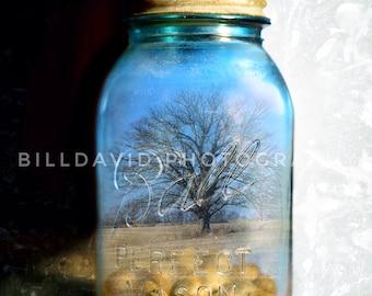Old Ball mason jar
