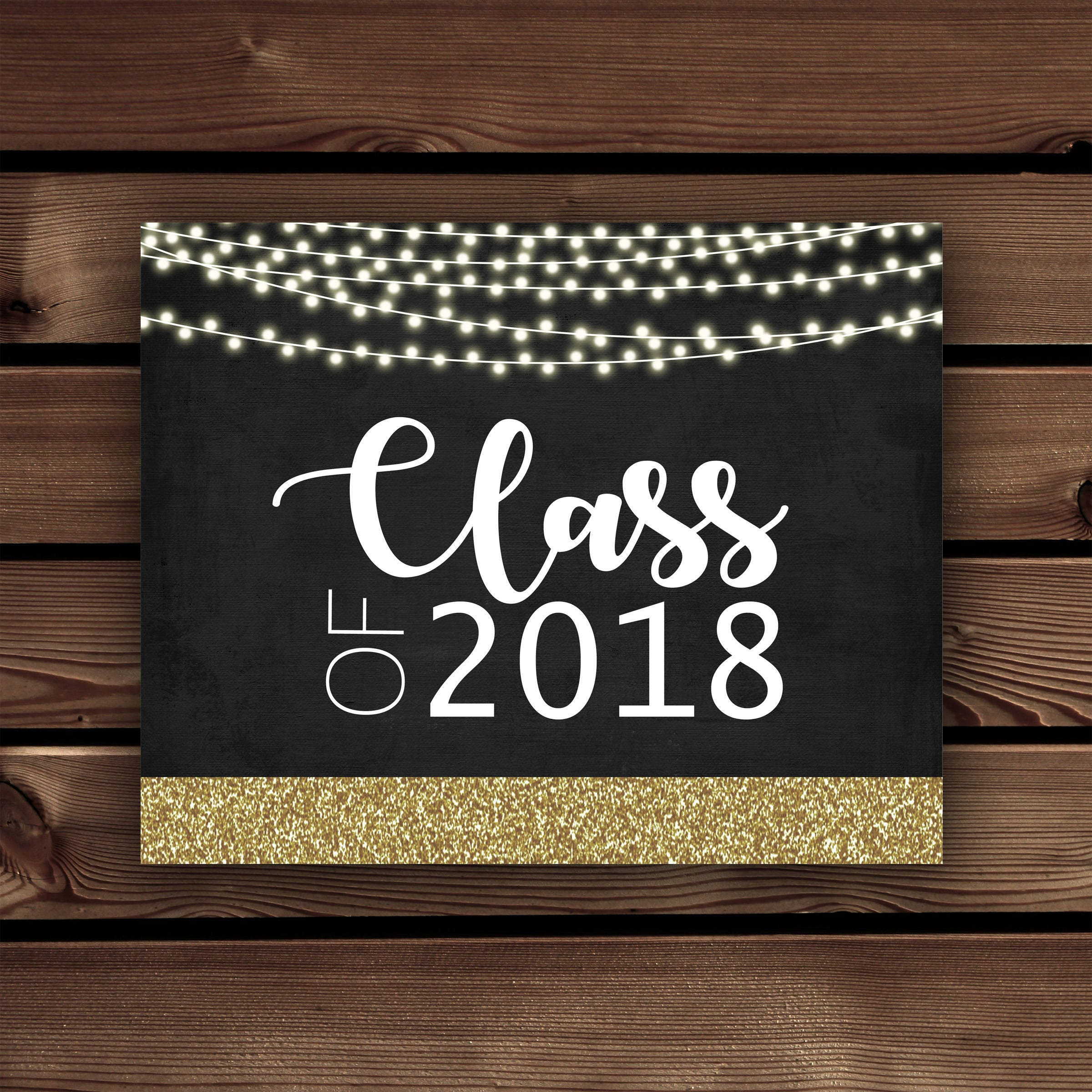 Graduation Sign Party Decorations