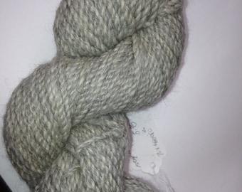 El Griego's yarn:, the kissing alpaca -grade 1, 160yards, 100 grams per skein