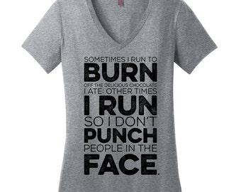 Running Shirt Funny Shirts for Womens Cute Shirts Motivational Shirt Sarcastic Shirt Gifts for Women Running Gifts Marathon Shirts for Girls