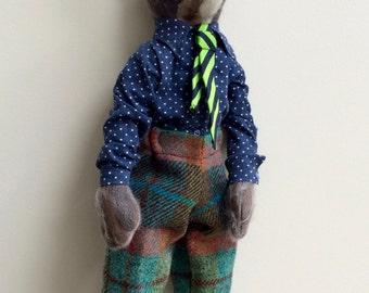 Harrold Hare by Jan Horrox