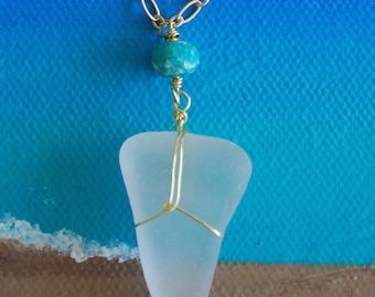Sea Glass Necklace