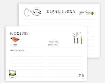 Recipe cards printable recipe cards print recipe card recipe card printable recipe card recipe card template recipe template 4x6 recipe card printable recipes recipe cards printable thecheapjerseys Choice Image