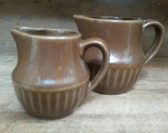 Vintage Ceramic Made in Japan Measuring Jugs