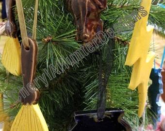 Harry Potter inspired Ornament set