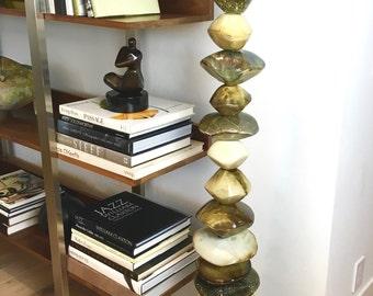 Modern Ceramic Totems