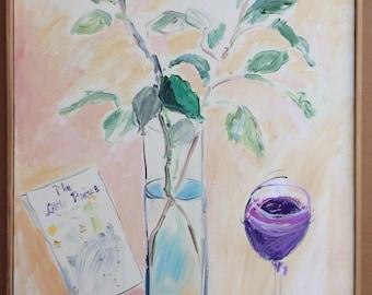 Grape Juice & the Little Prince