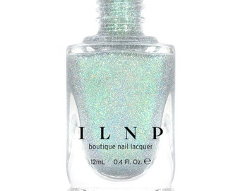 Spring Bouquet - Green to Pink to Purple Color Kissed Ultra Holo Nail Polish