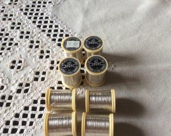 DMC Filiment silver