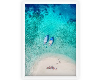 Aerial Beach * Coastal Wall Art, Beach Print, Aerial Beach Photography, Aerial Beach Print, Printable Wall Art, Aerial Ocean Print, Wave art