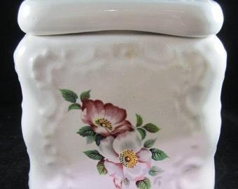 Beautiful Biscuit Jar