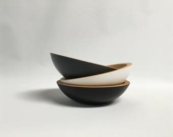 "7"" Beech Salad Bowls by Willful 