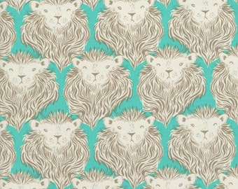 August Lion by Sarah Watts for Cotton + Steel