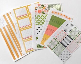 Spring Floral Weekly Kit