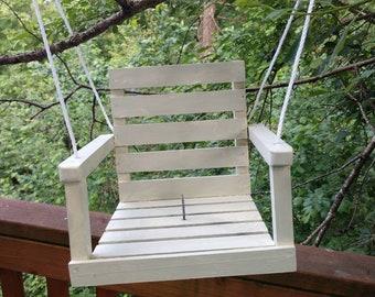 Porch Swing Squirrel Feeder