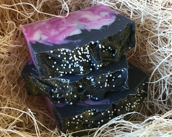 Little Black Dress Scent, Handcrafted Soap