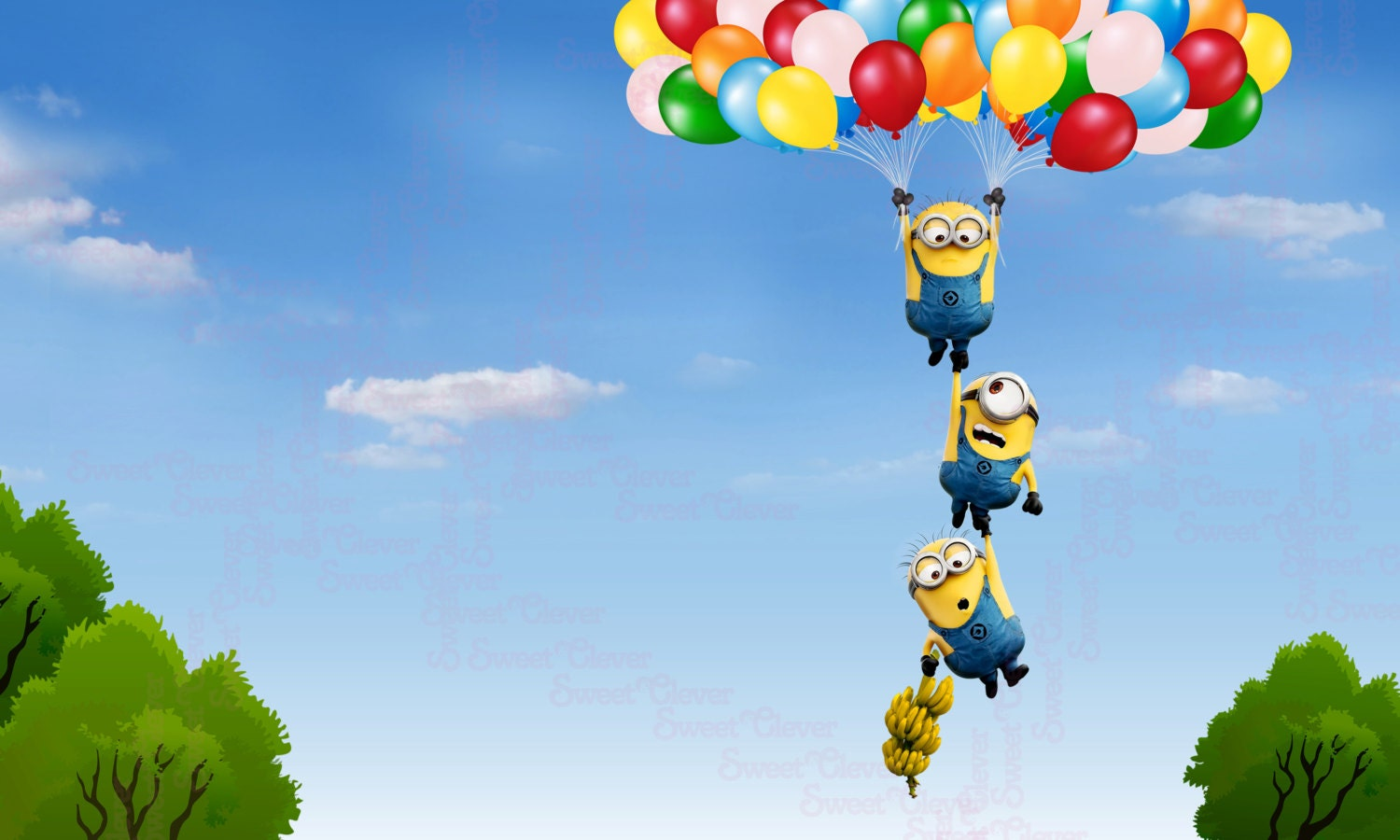 Popular Wallpaper High Resolution Minion - il_fullxfull  Picture_168393.jpg