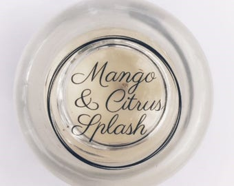 Mango & Citrus Splash