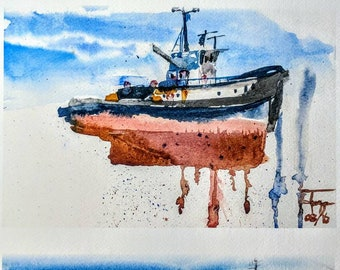 Trivecta Float your boat prints available!!