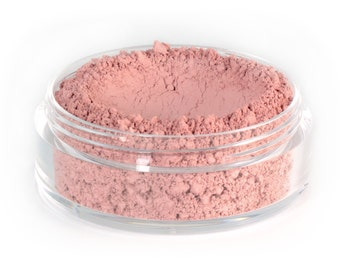 "Matte Pink Blush - ""Delight"" (4.5g Net wt) - Vegan Matte Blush"