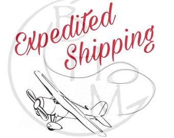 Expedited Shipping, Express Shipping, Rush