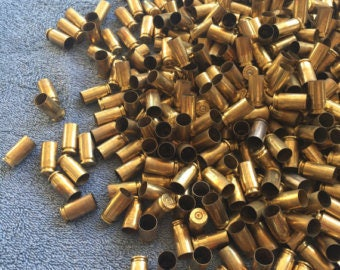 40 Caliber Brass Casings Cleaned or NOT Cleaned ( 50 or 500 or 1000)