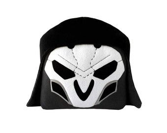 Overwatch - Reaper Designer Hooded Pillow