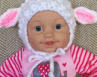 Baby Lamb Hat