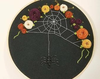 Halloween hoop