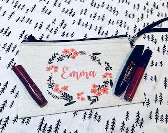Personaslied make-up bag/purse