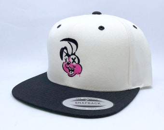 Green Day Billie Joe Armstrong Drunk Bunny Snapback hat