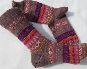 Colorful socks Karmina Gr. 37/38