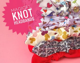 Magical Knotted Headband