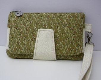 Fold Over Wallet Clutch, Wallet, Clutch, Bi Fold Wallet, Spring Wallet