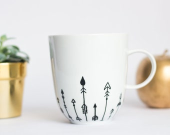 SALE - porcelain cup, hand-painted, Tea Cup, coffee cup, unique, Tea Cup, coffee mug, Cup, gift idea, gift idea, hand painted