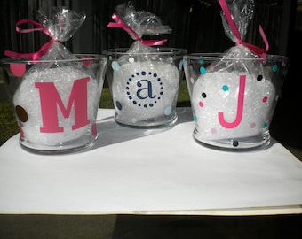 Personalized Make Up Brush Holder