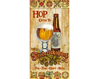 Fredericksburg, Texas, Historic towns, Historical Architecture, Beer, Breweries, Wine, Wineries, German Heritage
