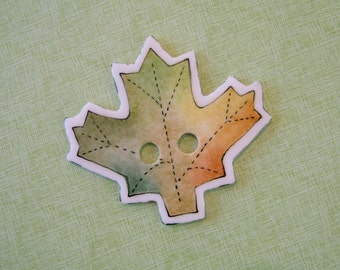 Large Maple leaf