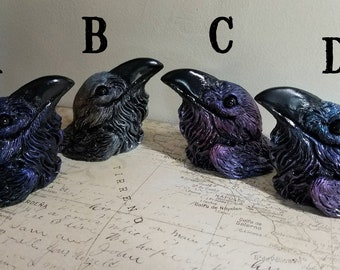 Happy Little Ravens