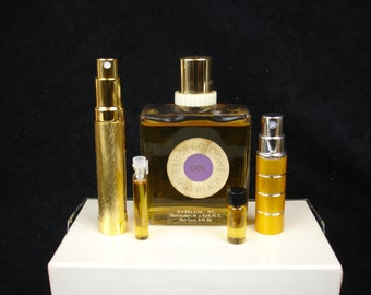 Vintage, Niche, Guerlain, ODE Eau De Cologne, old perfume, Old Formula, Vial, Spray, Discontinued, Rare,  Hard To Find
