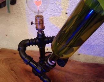 Robot love vase