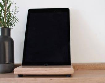Tablet Stand - ipad Stand - Tablet Holder - ipad Holder - Office Decor - Desk Accessories - Wooden Tablet Holder - Australia