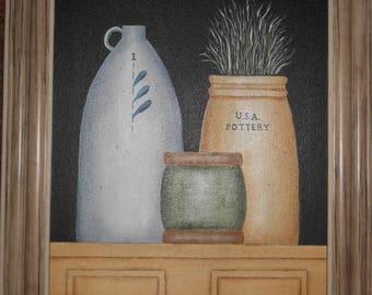 USA Pottery