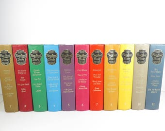Vintage Set of Readers Digest Best Loved Books for Young Readers - Multi Color Hardcover Book Collection